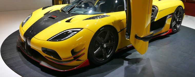 Koenigsegg Agera RS – Recordbrekend!