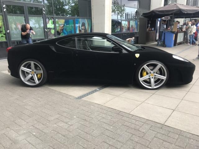 Ferrari F430 Velvet Wrap