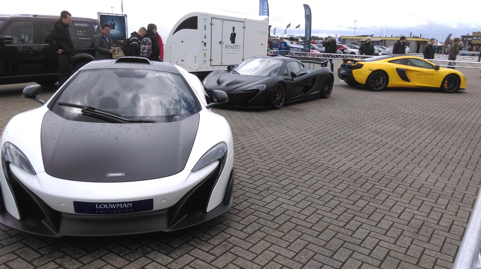 supercarsunday mclaren