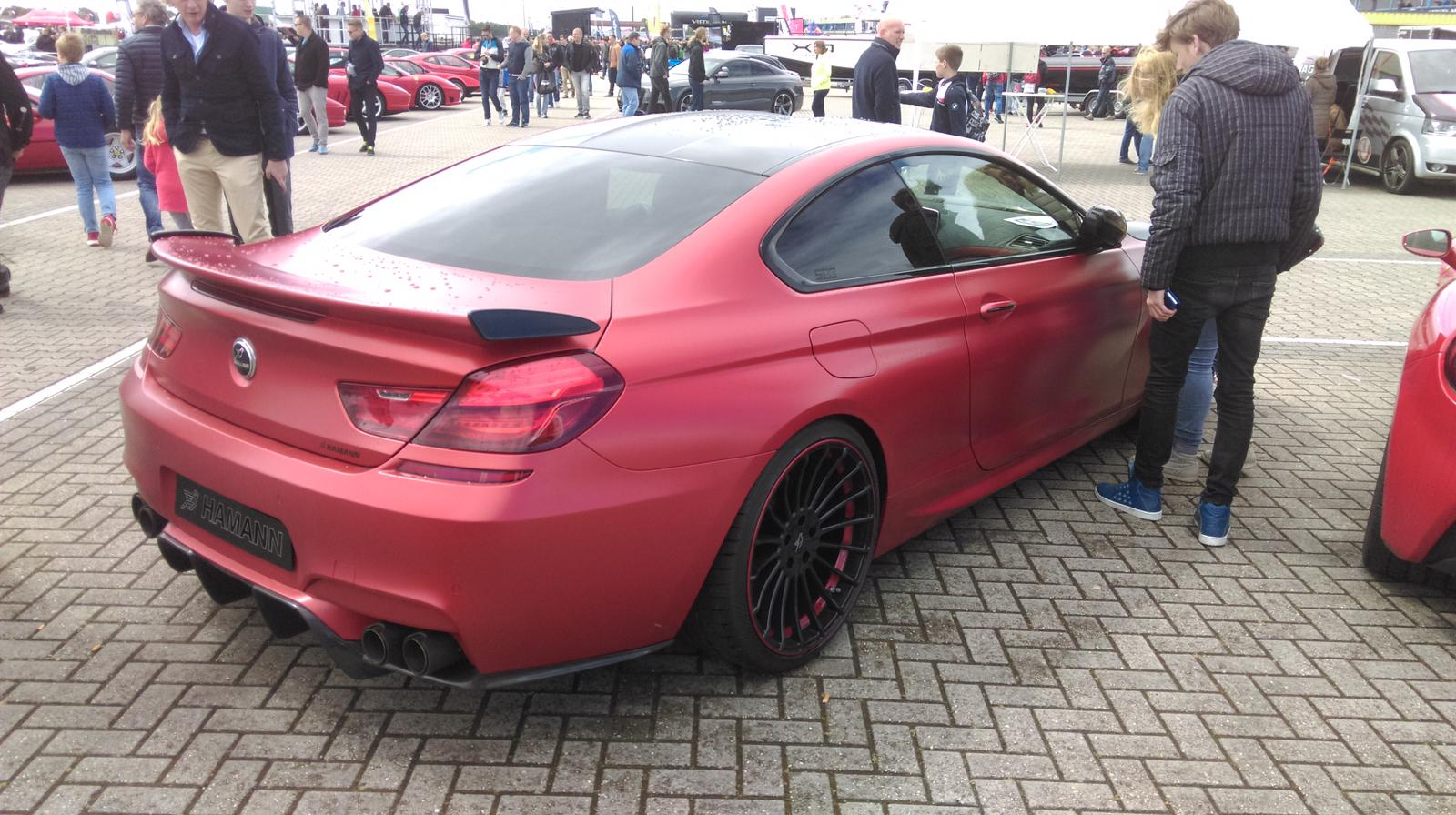 Custom BMW M5