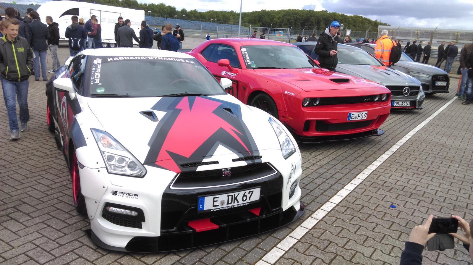 Nissan GTR Prior Design