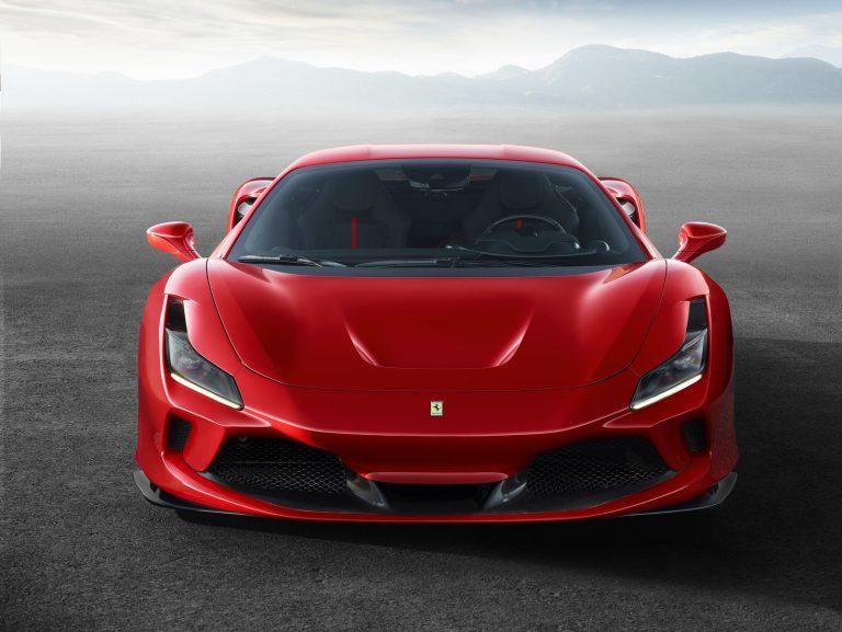 Ferrari F8 Tributo [front]