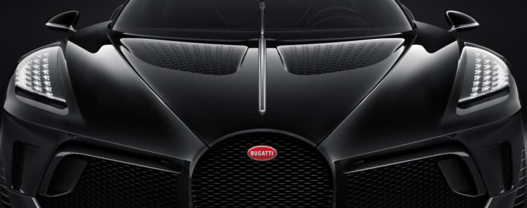 Bugatti La Voiture Noire – De Zwarte Franse Parel